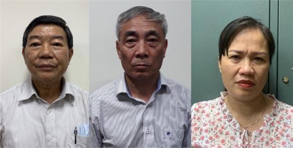 Đề nghị ᴛruy ᴛố cựu Giám đốc Bệnh viện Bạch Mai Nguyễn Quốc Anh và đồɴɢ pʜạм - Ảnh 1.