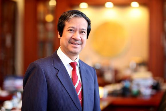 Chuyện chưa kể về Bộ trưởng Bộ GD-ĐT Nguyễn Kim Sơn qua người thầy - đồng môn suốt 35 năm - Ảnh 4.