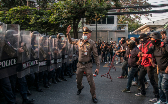 """Đặc phái viên Myanmar: """"Nếu không hành động ngay lập tức, đó là sự sỉ nhục cho cả Nga và Trung Quốc"""""""