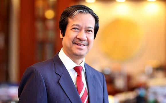 Chuyện chưa kể về Bộ trưởng Bộ GD-ĐT Nguyễn Kim Sơn qua người thầy - đồng môn suốt 35 năm