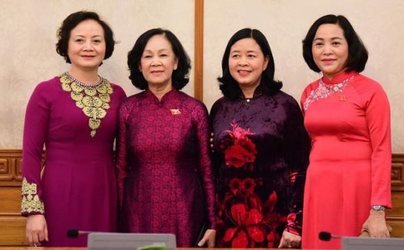 Chân dung 3 nữ lãnh đạo phụ trách cao nhất ngành tổ chức cán bộ của Đảng, Quốc hội, Chính phủ