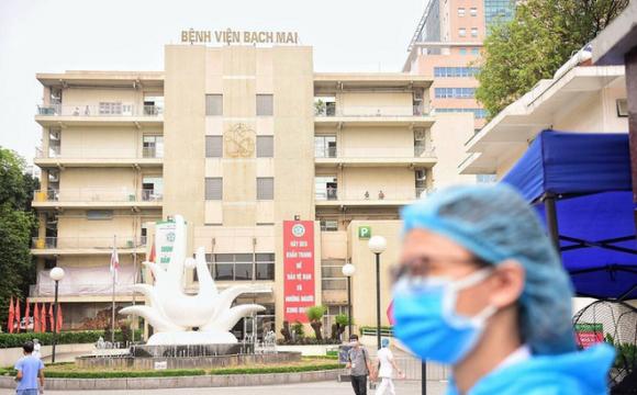 Tiến sĩ rời BV Bạch Mai: 'Môi trường không còn phù hợp, cuối tuần phải báo cáo kiểm điểm'