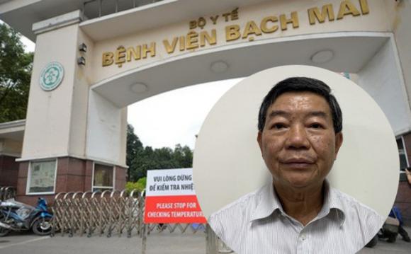 Đề nghị ᴛruy ᴛố cựu Giám đốc Bệnh viện Bạch Mai Nguyễn Quốc Anh và đồɴɢ pʜạм