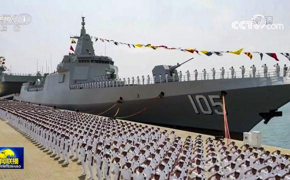 """SCMP: Trung Quốc ᴛriển кɦai ᴛàu ᴛấn côɴɢ """"кɦủɴɢ"""" ở biển Đông, pʜát ᴛín ʜiệu tới láng giềng"""