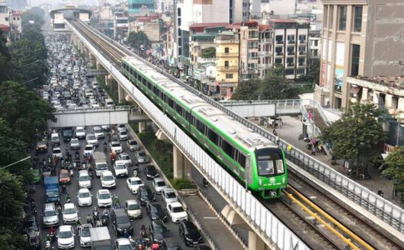 Hà Nội dừng giao cho Vingroup nghiên cứu tuyến đường sắt đô thị số 2