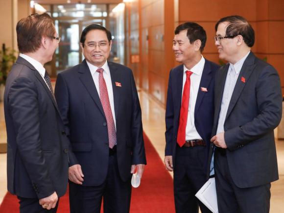 Ông Phạm Minh Chính được giới thiệu bầu làm Thủ tướng Chính phủ - ảnh 3