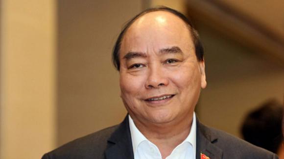 Quốc hội miễn nhiệm Thủ tướng Nguyễn Xuân Phúc /// Ảnh Ngọc Thắng