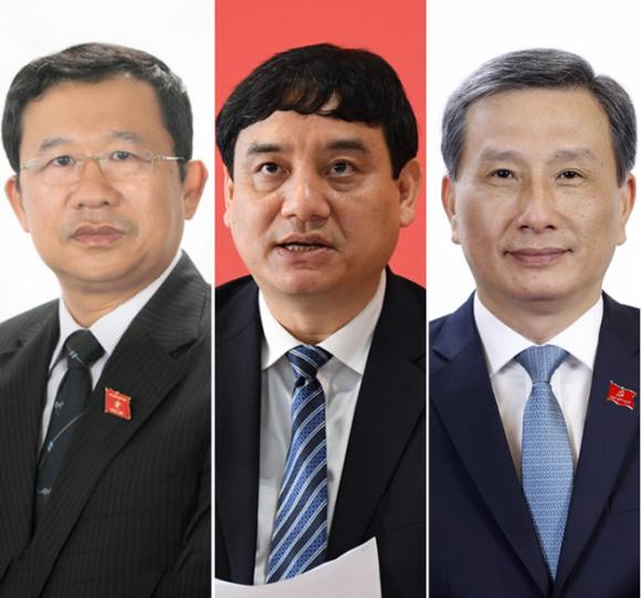 Bí thư Tỉnh ủy Đắk Lắk Bùi Văn Cường được đề cử bầu Tổng Thư ký Quốc hội - Ảnh 2.