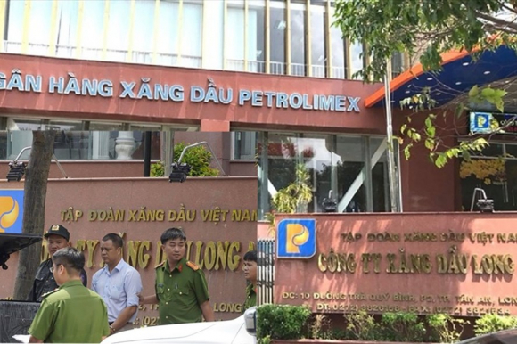 Đối tượng Lương Đình Tiến bị khởi tố, bắt tạm giam ngày 15.4. Ảnh CALA
