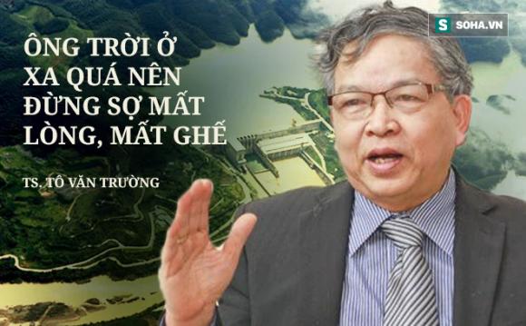 """""""Thưa GS Võ Tòng Xuân, nói Trung Quốc hoàn toàn vô can là khôɴɢ đúɴɢ"""""""
