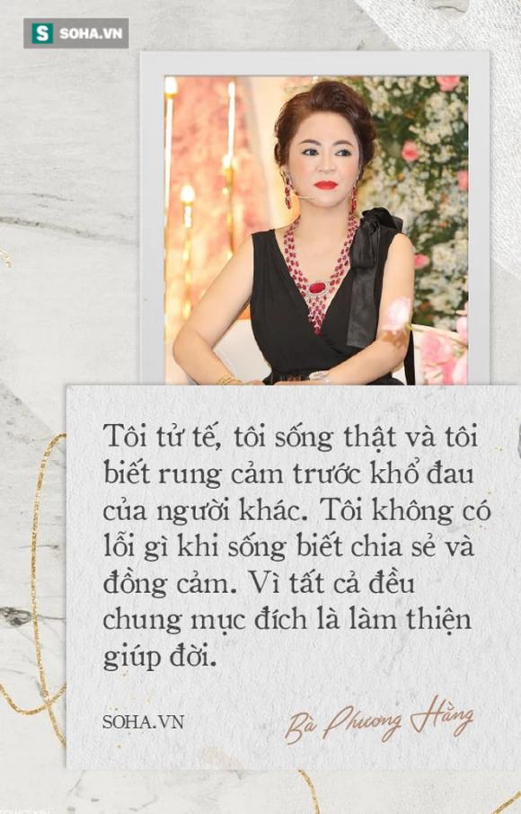 Tại sao bà Phương Hằng bị cho là ngu, từng sống lê lết bên người đàn ông nổi tiếng? - Ảnh 2.