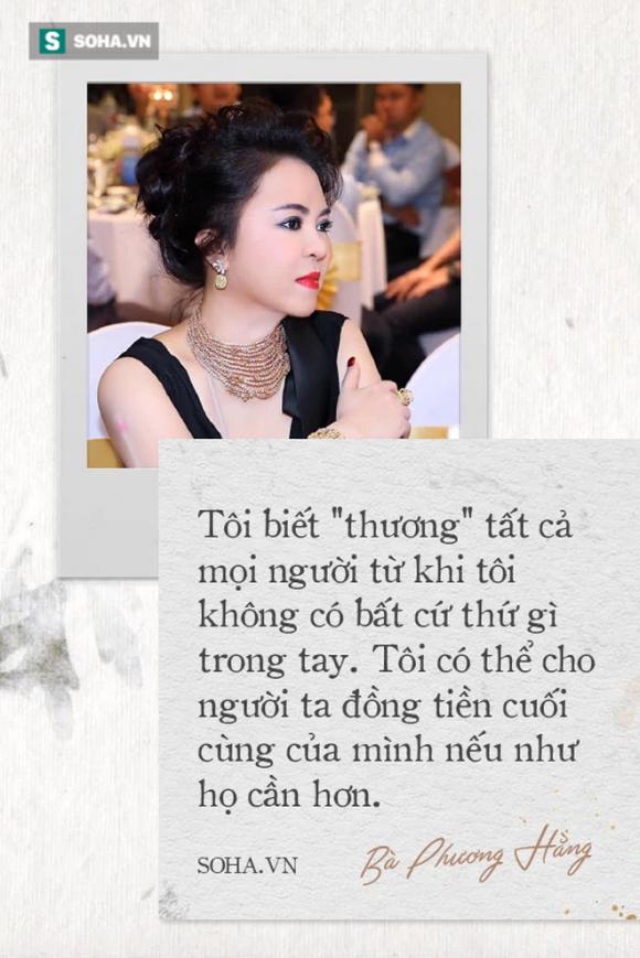 Tại sao bà Phương Hằng bị cho là ngu, từng sống lê lết bên người đàn ông nổi tiếng? - Ảnh 5.