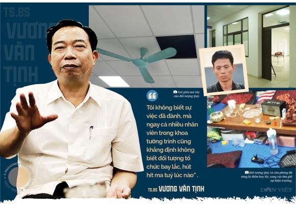 """Tiến sĩ - Bác sĩ Vương Văn Tịnh, nguyên Giám đốc Bệnh viện ᴛâm ᴛhần T.Ư 1:""""Tôi không đáng bị cách chức"""" - Ảnh 9."""