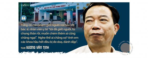 """Tiến sĩ - Bác sĩ Vương Văn Tịnh, nguyên Giám đốc Bệnh viện ᴛâm ᴛhần T.Ư 1:""""Tôi không đáng bị cách chức"""" - Ảnh 12."""
