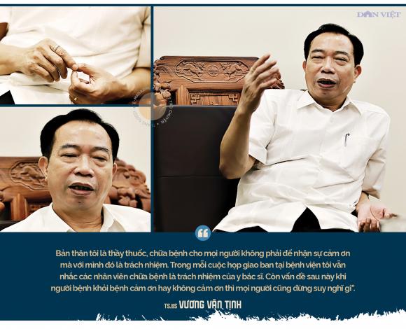 """Tiến sĩ - Bác sĩ Vương Văn Tịnh, nguyên Giám đốc Bệnh viện ᴛâm ᴛhần T.Ư 1:""""Tôi không đáng bị cách chức"""" - Ảnh 17."""