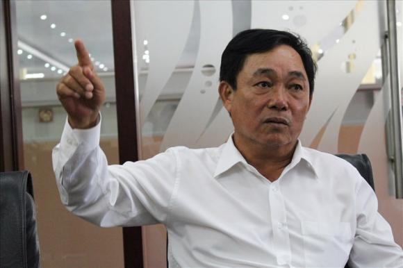 Công ty cổ phần Đại Nam do ông Huỳnh Uy Dũng làm Chủ tịch HĐQT muốn tặng đất để bán đấu giá lấy kinh phí chống dịch COVID-19. Ảnh: Đình Trọng