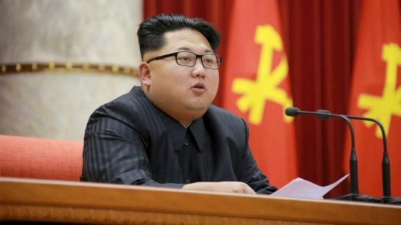 Nhà lãnh đạo Triều Tiên Kim Jong-un /// Reuters