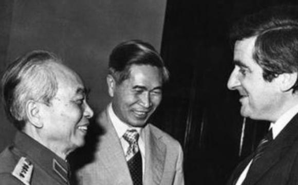 Bài học cho thế hệ trẻ từ nhà ngoại giao tài ba Nguyễn Cơ Thạch