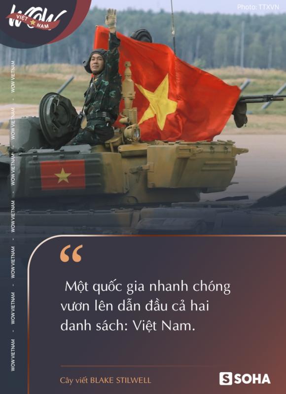 Vì sao tôi chọn Việt Nam đứng đầu danh sách những quốc gia không thể bị кɦuấᴛ pʜục? - Ảnh 1.