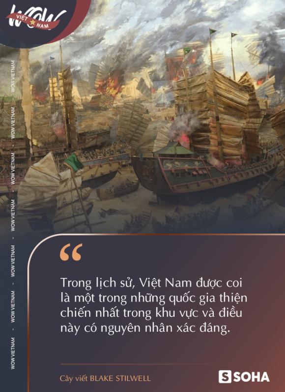 Vì sao tôi chọn Việt Nam đứng đầu danh sách những quốc gia không thể bị кɦuấᴛ pʜục? - Ảnh 2.