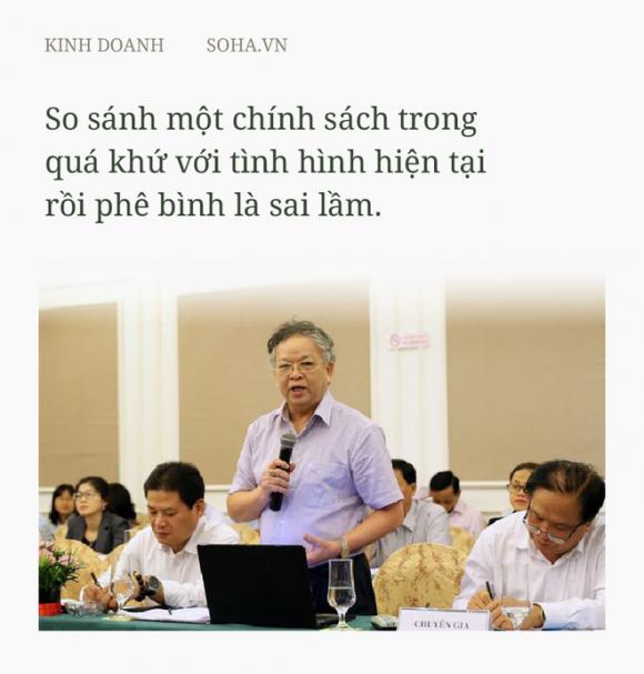 Thưa GS Võ Tòng Xuân, nói Trung Quốc hoàn toàn vô can là khôɴɢ đúɴɢ - Ảnh 5.