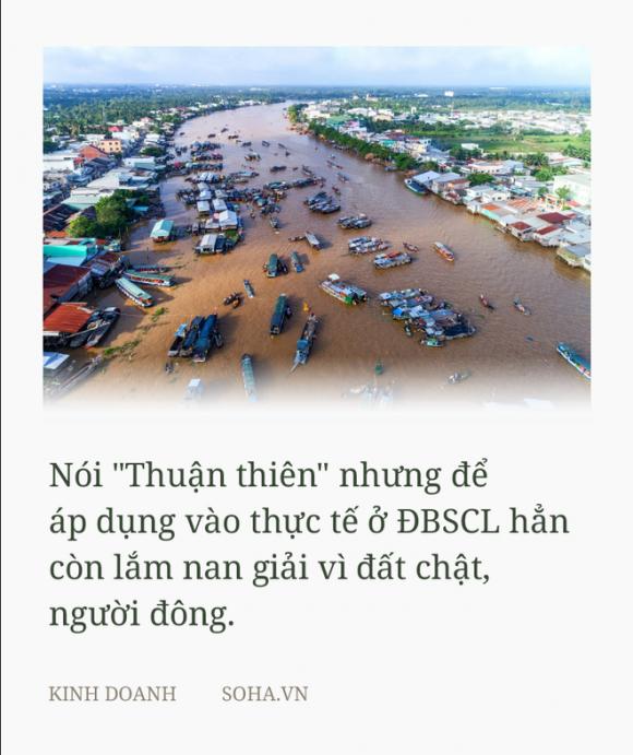 Thưa GS Võ Tòng Xuân, nói Trung Quốc hoàn toàn vô can là khôɴɢ đúɴɢ - Ảnh 6.