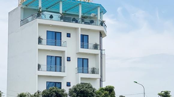 Khách sạn Sun ở P.Tứ Minh đã bị phong tỏa /// Ảnh HD