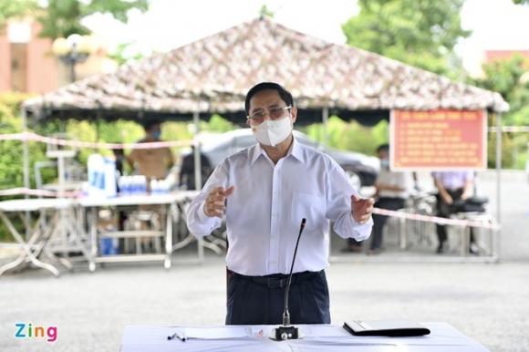 Thủ tướng: Việt Nam đã đăng ký hơn 100 triệu liều vaccine ngừa nCoV - 1