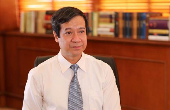 Bộ trưởng Bộ GD-ĐT Nguyễn Kim Sơn: Hành động vì một nền giáo dục thực chất - Ảnh 1.