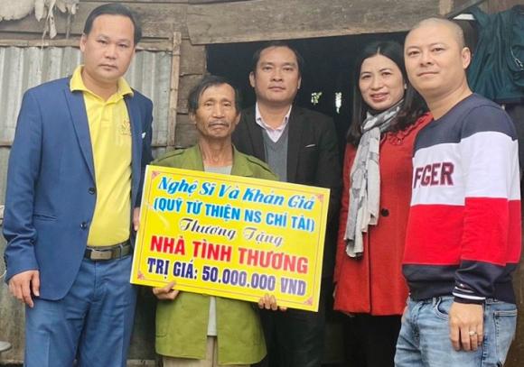 Giấy xác nhận từ thiện của Hoài Linh sai ngày, chính quyền Quảng Nam nói gì? - ảnh 1