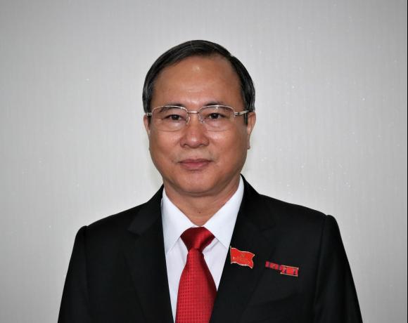 Ông Trần Văn Nam, Bí thư Tỉnh ủy Bình Dương.