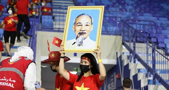 Vòng loại thứ 2 World Cup 2022 khu vực châu Á: Cổ động viên vào sân cổ vũ cho đội tuyển Việt Nam gặp Malaysia