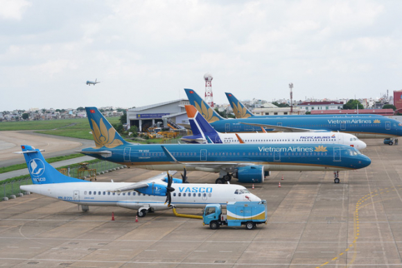 11 dự án sân bay bị Bộ GTVT từ chối xây dựng - Ảnh 1.
