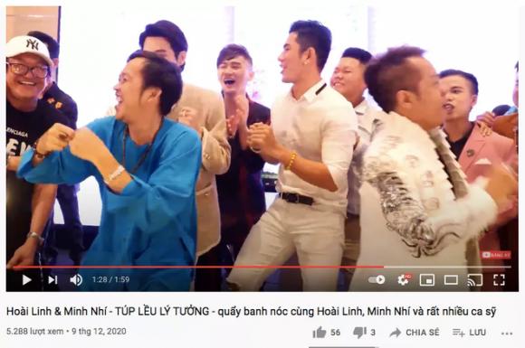 Xôn xao clip nghệ sĩ Hoài Linh nhảy vinahey cực sung cùng NS Minh Nhí sau khi cách ly xạ trị không lâu? - Ảnh 7.