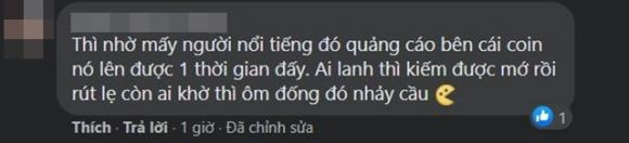 Sập sàn giao dịch tiền ảo từng PR một tấc lên trời, Ngọc Trinh, Lê Dương Bảo Lâm cùng loạt sao Việt bị CĐM mắng thậm tệ, yêu cầu ra mặt χin ʟỗi - Ảnh 6.