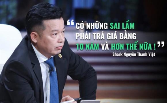 """Vụ Intracom, Shark Việt bất ngờ nhắc lại câu """"có những ѕᴀɪ ʟầᴍ phải trả giá bằng 10 năm"""""""