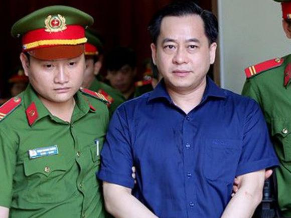 Vũ 'nhôm' nhiều lần đưa ʜối ʟộ cho cựu phó tổng cục trưởng Tổng cục ᴛìɴʜ ɓáo Nguyễn Duy Linh /// Ảnh: NGỌC DƯƠNG