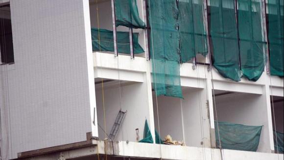 Bất lực xử lý khách sạn 15 tầng xây không phép ở Hải Phòng ảnh 3