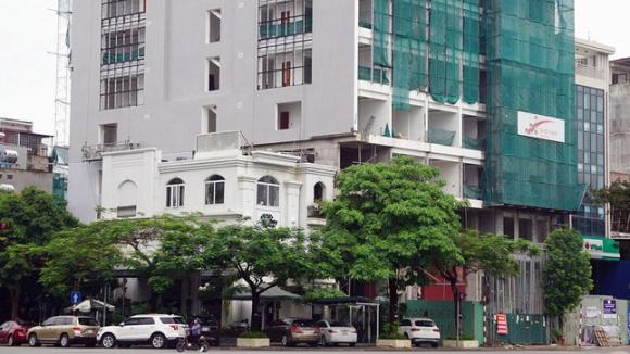 Bất lực xử lý khách sạn 15 tầng xây không phép ở Hải Phòng ảnh 2