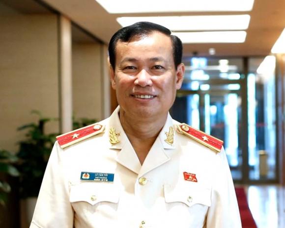 Lần đầu tiên Thứ trưởng Bộ Công an được Quốc hội bầu làm Chủ nhiệm Ủy ban Quốc phòng và An ninh - Ảnh 1.
