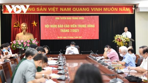 Tổng Bí thư có thể ủy quyền cho một Uỷ viên Bộ Chính trị chủ trì hội nghị TƯ - 2