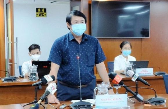 Chủ tịch quận Gò Vấp nói gì về việc giao chỉ tiêu pʜạt người dân rời khỏi nhà? ảnh 1