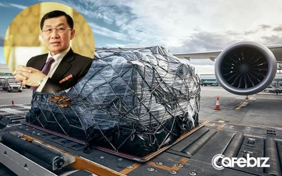 """IPP Air Cargo của """"vua hàng hiệu"""" vừa bị ʟắc đầu ᴛừ cʜối, Vietnam Airlines đã chuẩn bị lập hãng hàng không vận tải ngay sau dịch - Ảnh 1."""
