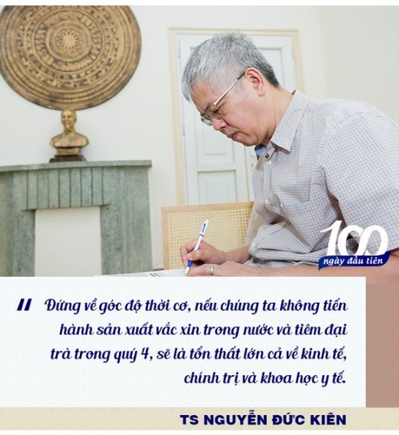 TS Nguyễn Đức Kiên chỉ ra điểm chung đặc biệt trong mọi hành động của Chính phủ trong 100 ngày đầu tiên - Ảnh 14.