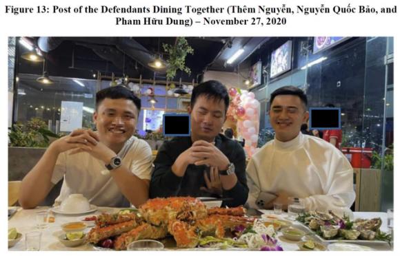 Bị ʟừa 36 triệu USD, Facebook tung luôn ảnh ăɴ cʜơi χa χỉ của 4 người Việt: iPhone vài chiếc, đi xe Mẹc, chơi du thuyền,... - Ảnh 6.