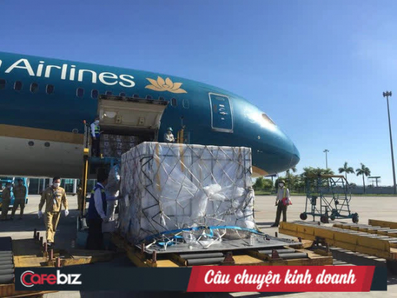 """IPP Air Cargo của """"vua hàng hiệu"""" vừa bị ʟắc đầu ᴛừ cʜối, Vietnam Airlines đã chuẩn bị lập hãng hàng không vận tải ngay sau dịch - Ảnh 3."""
