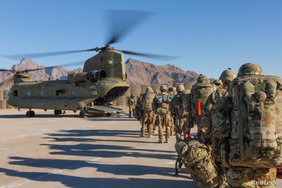 Trung Quốc đột ngột đổi giọng 180 độ về Afghanistan: Kẻ nào làm Bắc Kinh sợ hãi đến thế? - Ảnh 2.