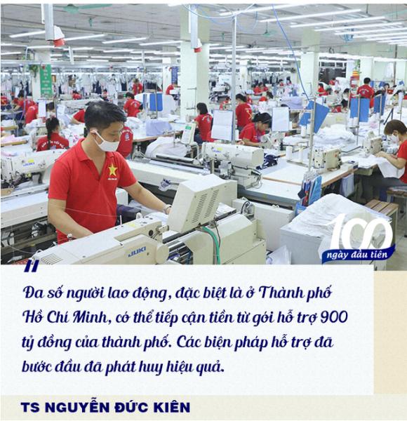 TS Nguyễn Đức Kiên chỉ ra điểm chung đặc biệt trong mọi hành động của Chính phủ trong 100 ngày đầu tiên - Ảnh 7.