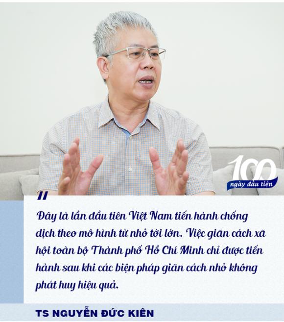 TS Nguyễn Đức Kiên chỉ ra điểm chung đặc biệt trong mọi hành động của Chính phủ trong 100 ngày đầu tiên - Ảnh 9.