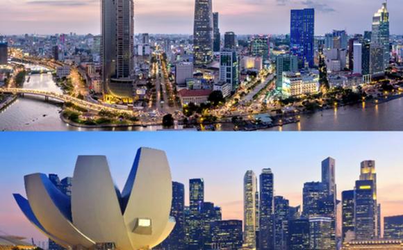 GDP Việt Nam vượt Singapore nhanh hơn chuyên gia Singapore nghĩ